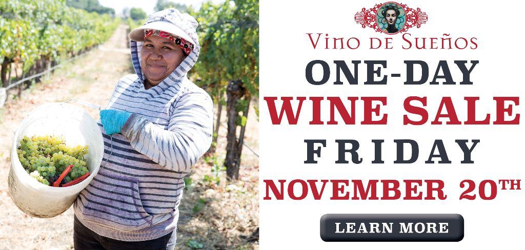 VDS Wine Sale Slider
